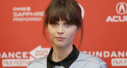 Felicity Jones: Did she reveal some 'Amazing Spider-Man 2' secrets?