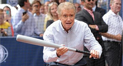 Regis Philbin returns to TV: Regis will host sports show