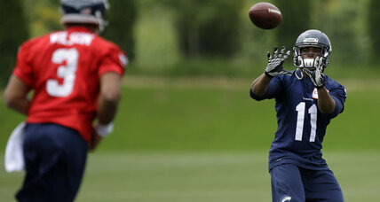 Seattle Seahawks' Percy Harvin shelved by hip injury