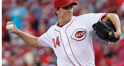 Homer Bailey racks up another no-hitter