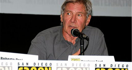 Comic-Con 2013: Harrison Ford can't escape his past (but he's trying)