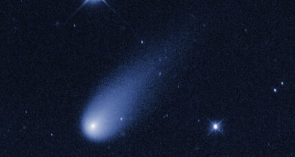 What is Comet ISON, possible 'comet of the century,' doing now?