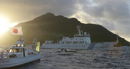 China hints Japan is courting 'strategic hostility' over islands