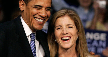 Caroline Kennedy: The first woman as US ambassador to Japan?