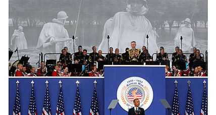 Why Obama says Korean War vets 'deserve better'