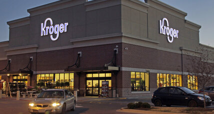 Kroger buys Harris Teeter for $2.5 billion (+video)