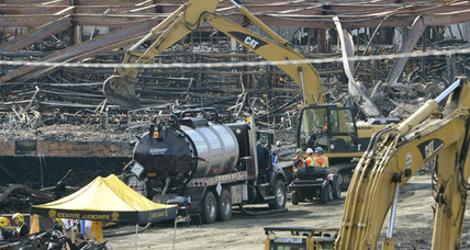 Lac-Megantic train derailment: Work underway to recover casualties