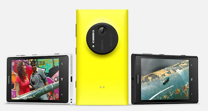 Nokia Lumia 1020: Finally unveiled with a 41-megapixel camera, to boot (+video)