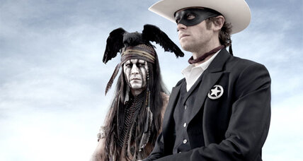 'The Lone Ranger' is wit-free and derivative