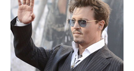 'The Lone Ranger' actor Johnny Depp talks Tonto and his own love of music
