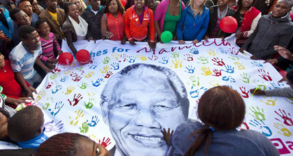 On Mandela's birthday, questions about 'voluntourists' in Africa