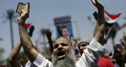 With Morsi ouster, Egypt fails democracy test