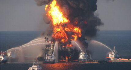Gulf oil spill: Halliburton to plead guilty to destroying spill evidence (+video)