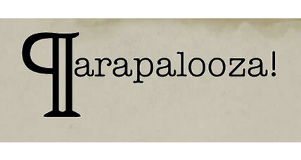 'Parapalooza' YouTube channel features people reading from their favorite titles