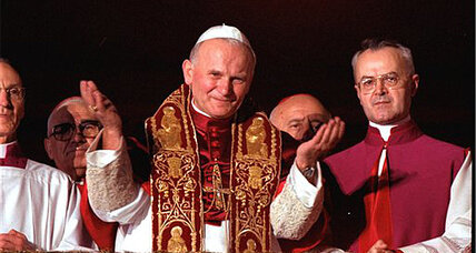 Vatican approves second miracle, clears Pope John Paul II for sainthood