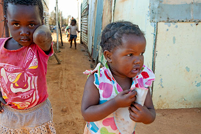 Image: Africa's AIDS Orphans (CSMonitor.com Special Project)