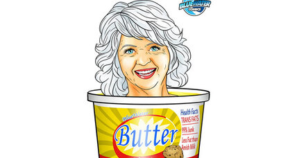 Paula Deen to star in comic book