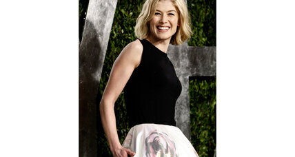 Will actress Rosamund Pike star in 'Gone Girl'?