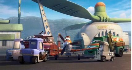 Teri Hatcher, Dane Cook star in 'Planes' – check out the trailer