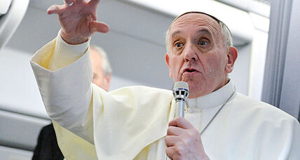 Why Pope says he won't judge gay priests