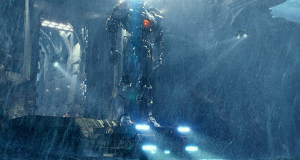 'Pacific Rim' director Guillermo Del Toro discusses his favorite monster movies