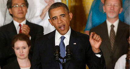Obamacare rebates? 8.5 million get health care rebates, says Obama (+video)
