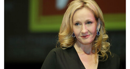 The person who leaked J.K. Rowling's pen name is revealed