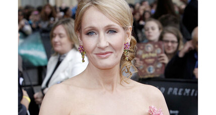 Law firm that revealed J.K. Rowling's identity donates funds to soldiers' charity