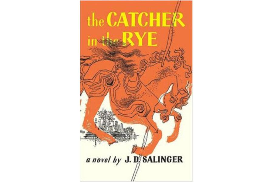 Catcher in the rye's essay?