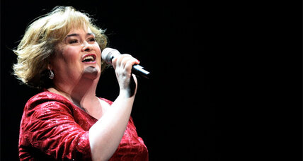 Susan Boyle: Her first solo concert tour has almost sold out