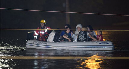 Toronto storm: Toronto under water after record rainfall