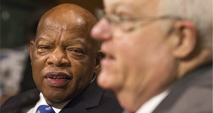 Should Congress restore key part of Voting Rights Act? House hears both sides.