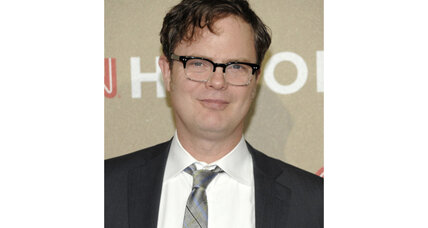'The Office' actor Rainn Wilson will release a book in 2014