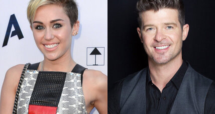 Robin Thicke: Can he dethrone Justin Timberlake at Sunday's VMAs?