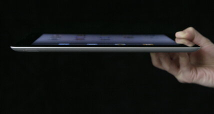 Report: New iPads help Apple's competitors