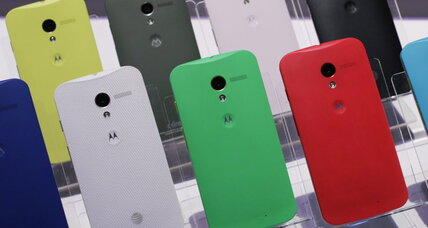 Motorola Moto X: Now with a 'bamboo' back