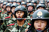 China's military muscle