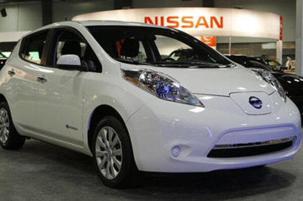 electric car sales nissan leaf up chevy volt down. Black Bedroom Furniture Sets. Home Design Ideas