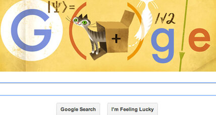 Erwin Schrödinger: Why the Google doodle celebrates him and his cat