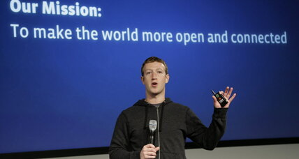 Zuckerberg announces plan to increase Internet connectivity (+video)