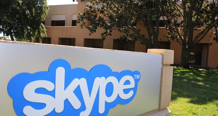 Skype works on 3-D calling system
