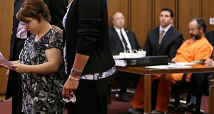 Michelle Knight confronts Ariel Castro in court as emotional case ends (+video)