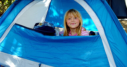 Camping resets your internal clock, say researchers