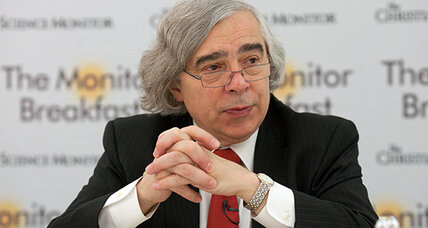 Energy Secretary Moniz: 'There's no war on coal'