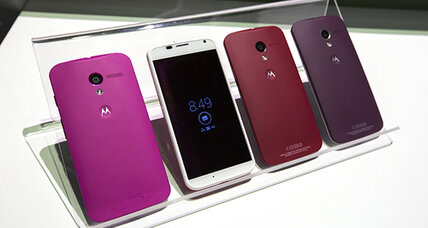 Moto X: The first true Google/Motorola phone is unveiled