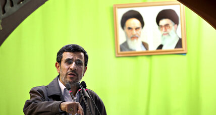 After 8 defiant years, Ahmadinejad leaves Iran isolated and cash-strapped