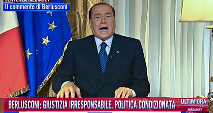 Berlusconi finally falls. Could he take Italy's government with him?