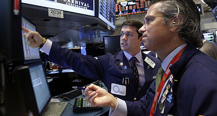 Stocks rise after tepid jobs news