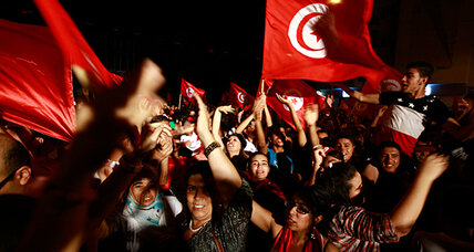 Egypt this is not: Tunisia stays calm as it debates democracy
