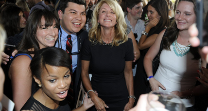 Wendy Davis: Ready to ride for governor of Texas?